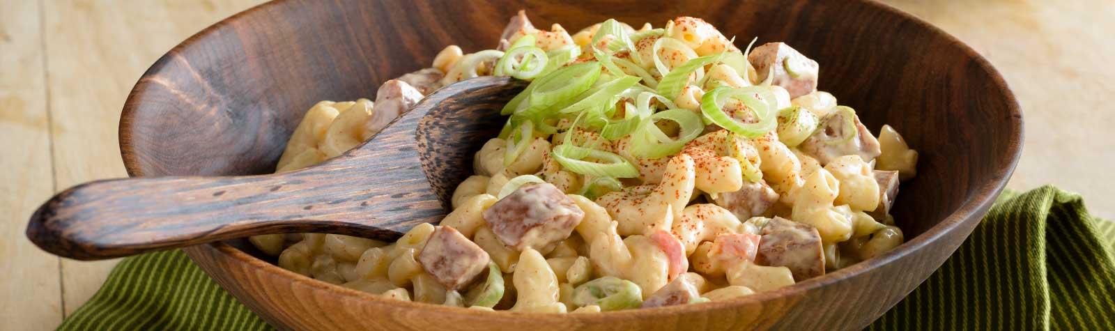 Cajun Mac Salad