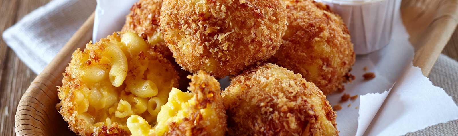 Mac & Cheese Balls