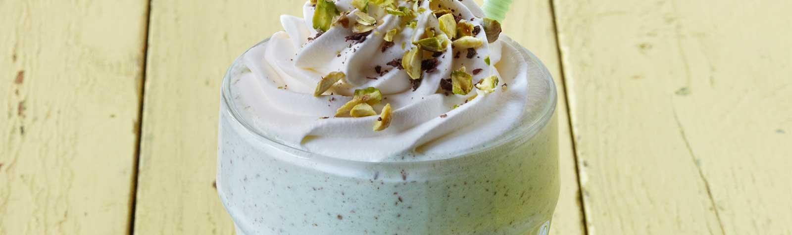 Pistachio Delight Milkshake