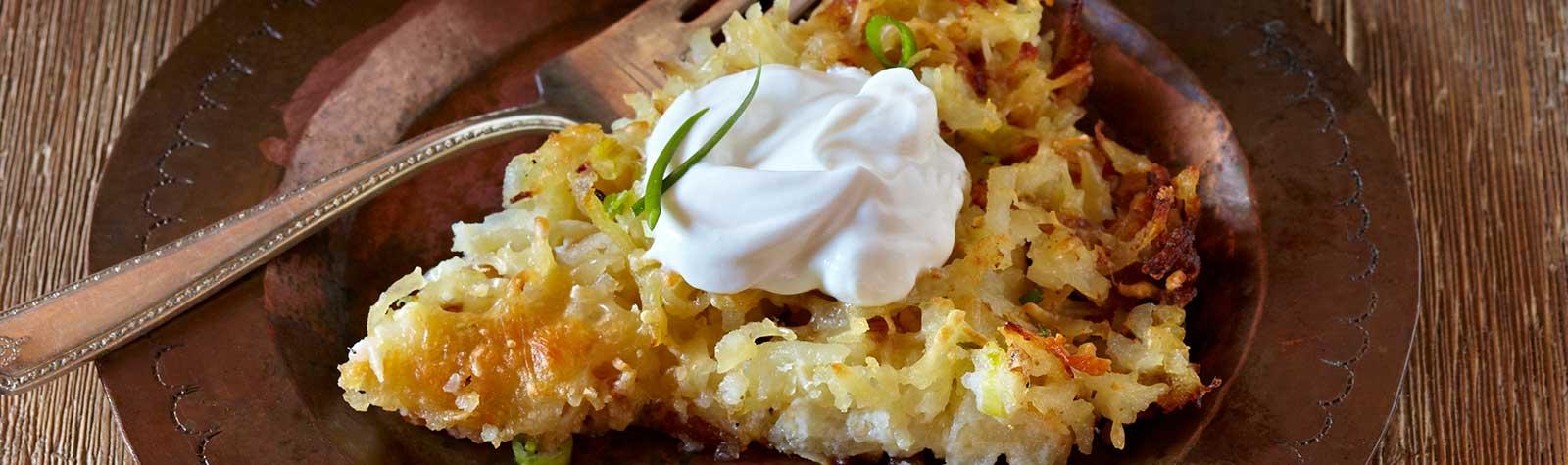 Potato Apple Hash