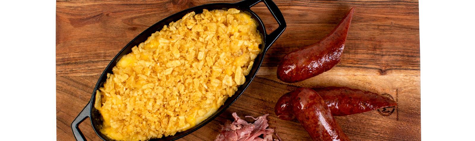 Potato Chip Mac & Cheese